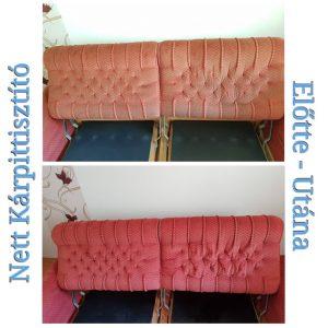 Ülőgarnitúra tisztítás és kanapé tisztítás, kiemelkedő szakértelemmel