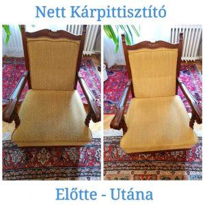 Ülőgarnitúra és kanapé tisztítás Budapesten, atkátlanítással.