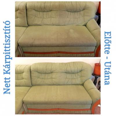 Ülőgarnitúrák tisztítása - Nett Szőnyeg és kárpittisztító