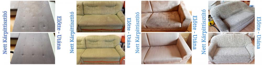 Bútorkárpit és padlószőnyeg tisztítás - Kanapé - Heverő - Ülőgarnitúra - Ágy - Fotel magas minőségű tisztítása.